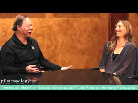 The Original Pilates Studio with Steve Troy - Part 1 PREVIEW