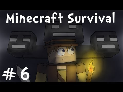 "Paul Plays Minecraft - E06 ""Organic Egg Farm"" (Minecraft Survival Adventure)"