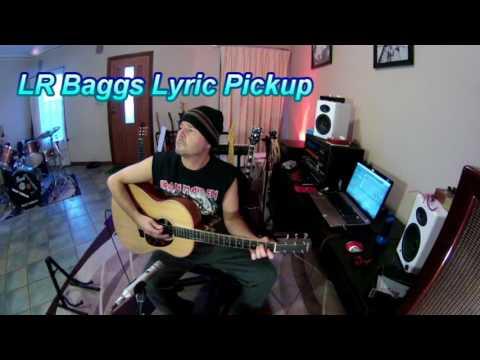 LR Baggs Lyric vs Rode NT3 microphone