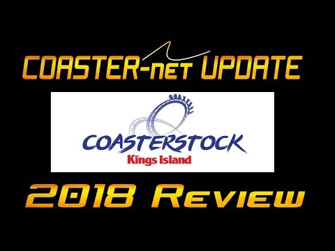 Coasterstock 2018 at Kings Island Review - COASTER-net Update