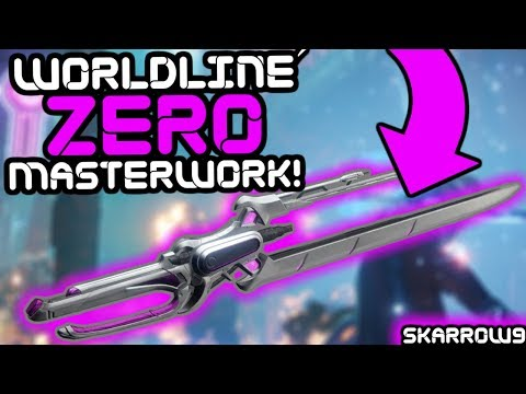 Destiny 2 - Worldline Zero Masterwork Challenge Guide, Stats, And Review!!