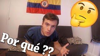 POR QUÉ DECIDÍ VIVIR 1 AÑO EN COLOMBIA  | Victor F