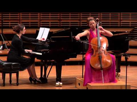 Antonin Dvorak - Silent Woods For Cello And Piano