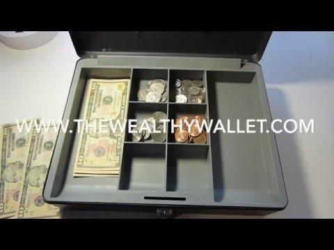 My Money Challenge Cash box