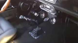 67 Mustang Fastback 428 motor