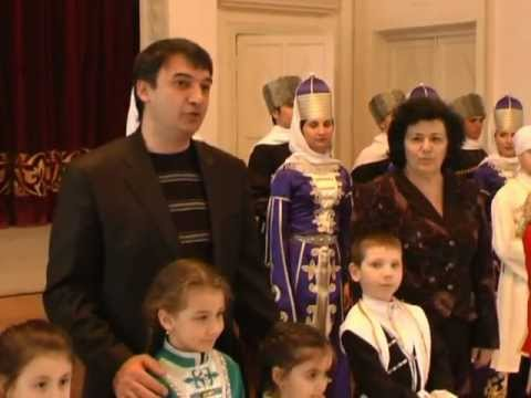 Adige Khase. Krasnodar region. Adige dance.1