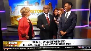 Fox Houston's Morning Show - 2019