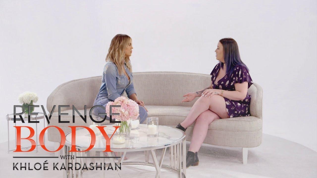 Wie ich es schaffe, Gewicht zu verlieren Khloe Kardashian Baby