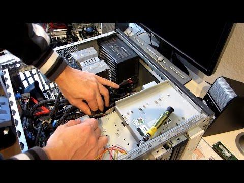 Видео Магазин комплектующих для компьютера