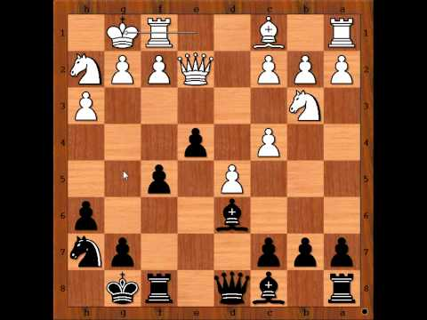 The King Hunt: De Riviere vs Morphy - Paris 1863