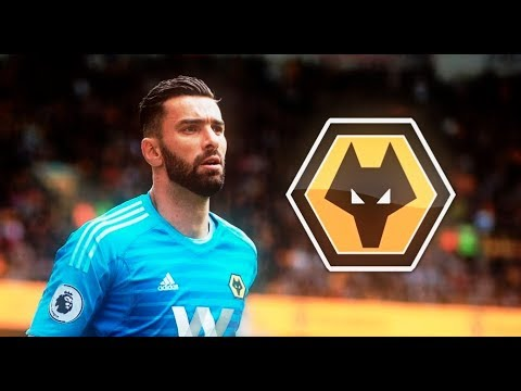 Rui Patrício - Best Saves 2018/19 - FC Wolverhampton - HD