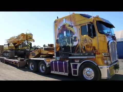 Megatilt - Heavy Haulage Transport Company
