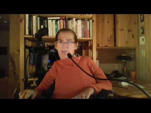 Sense & Debility with Dr. Catherine Frazee (with subtitles)
