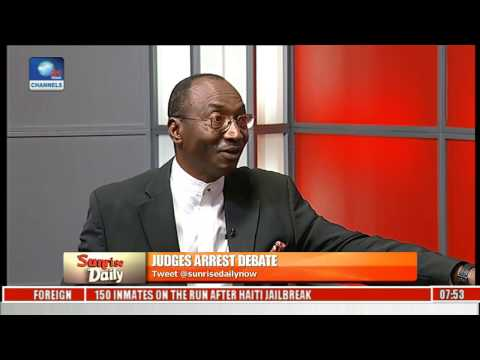 The Level Of Corruption In The Judiciary Is A Culture - Tunji Abayomi