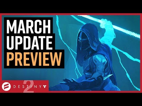 Destiny 2 - March 27th Update Preview & Breakdown