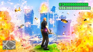 All CRIMES Are LEGAL For 24-HOURS In GTA 5!