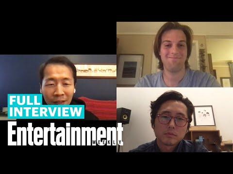 'Minari' Q\u0026A + Steven Yeun Discovery Award | SCAD Film Fest 2020 | Entertainment Weekly