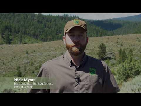 ODFW Archery Elk Big Game Review