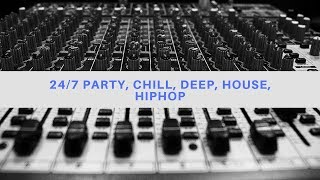 Relaxing Radio • 24/7 Live Radio 🔴 | Gaming, Deep House, Chill, Dance Music 🎵