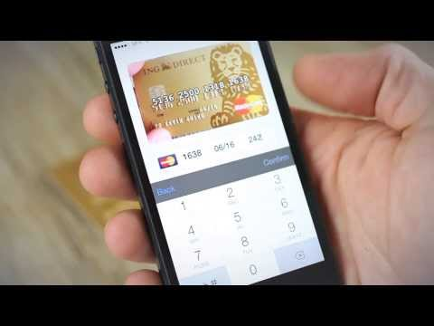 ScanPay : Credit Card Scanning For Mobile Applications