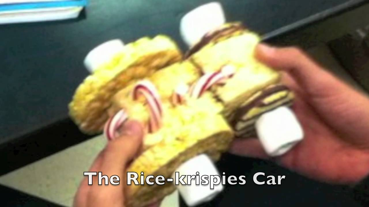 Edible Car Racing Youtube