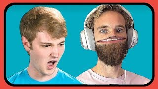 TheOdd1sOut REACTS TO PewDiePie's YOUTUBE REWIND