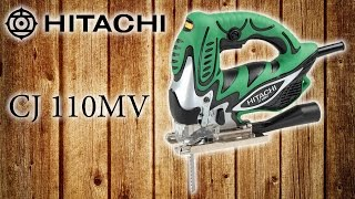Электрический лобзик HITACHI CJ 110MV(, 2015-08-05T12:10:49.000Z)