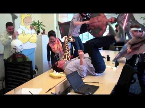 YouTube Finance Harlem Shake