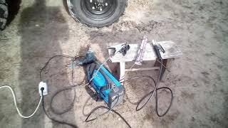 Жөндеу планкалар бекіту генератордың минитрактора ,,Шіфенг-244,, .