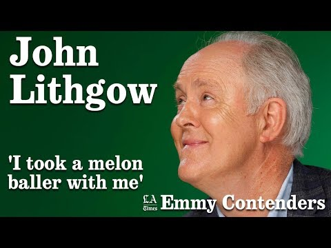 John Lithgow, Tall And American, On Playing Winston Churchill | Los Angeles Times
