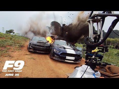 F9 | TOTAL CAR-NAGE