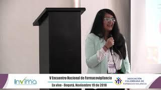 V Encuentro Nacional de Farmacovigilancia - Experiencias exitosas aplicadas institucionalmente