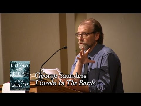 "George Saunders, ""Lincoln In The Bardo"" Mp3"