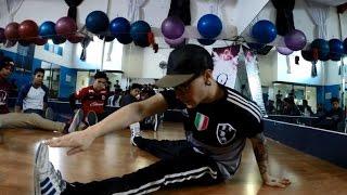 Masterclass Electro Dance | Samy ( Dem Revelz )