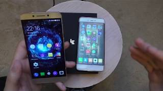 Что выбрать? Xiaomi Mi5S или Leeco Le Pro 3 pro.Сравнение.