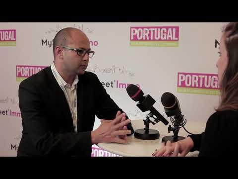 Rachid Timchara, propriétaire et gérant du réseau Cote d'Azur au Portugal