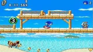 Sonic Advance Java 320x240 Nokia C3