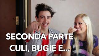 Post It Challenge con Michele Bravi - Parte 2 Culi, bugie e...