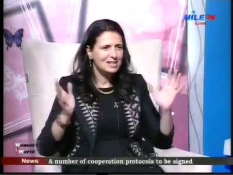 Executive Director's Interview with Women World NileTv - Fulbright Conference on Health Issues