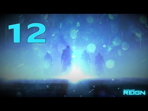 Satellite reign #12 - Склады и доки на военной базе Dracogenics
