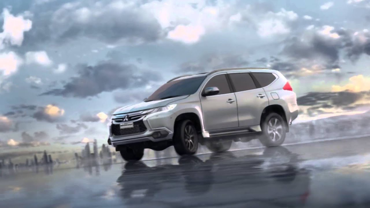2016 all new mitsubishi montero sport launch video youtube. 2016