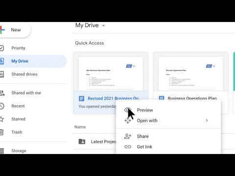 How to: Remove a file in Google Drive