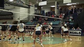 Game Summary:  Osseo at Blaine Volleyball 9-18-18