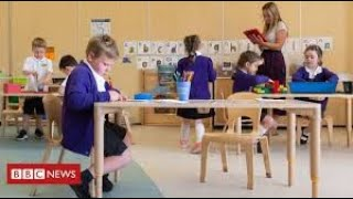 All children back in school by September in England pledges government - BBC News