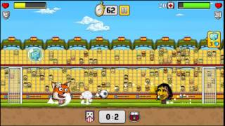 Puppet Football League Spain - minijuegos.com