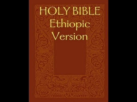 Ethiopic Holy Bible Vol 1 Book Of Enoch and Jubilees Included 6 55 USD ebook