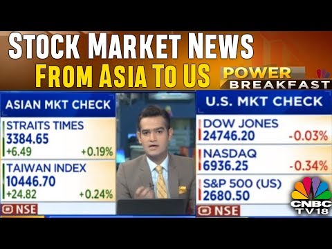 Power Breakfast | Stock Market News: From Asia To US | 27th Dec | CNBC TV18