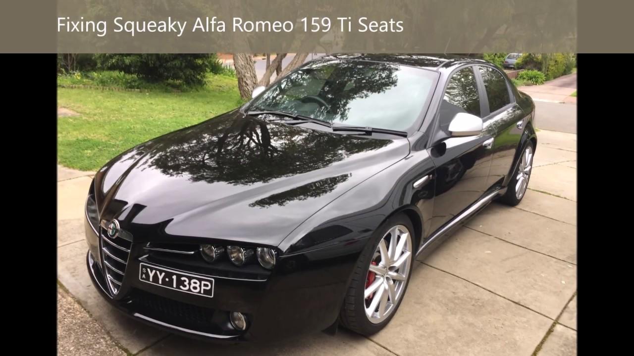 Crazy Alfa Romeo 159 Tuning SUPER AVTO TUNING!!!!!!!!!!!!!! - YouTube