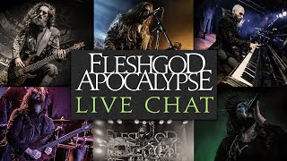 Fleshgod Apocalypse - LIVE CHAT with the band YouTube Videos