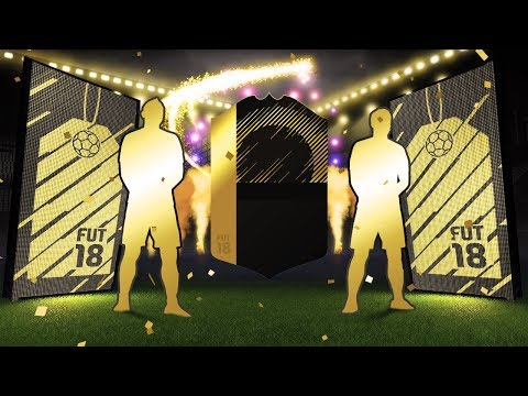 INSANE ICON IN CYBER MONDAY 125K + 100K PACK OPENING! - FIFA 18 ULTIMATE TEAM